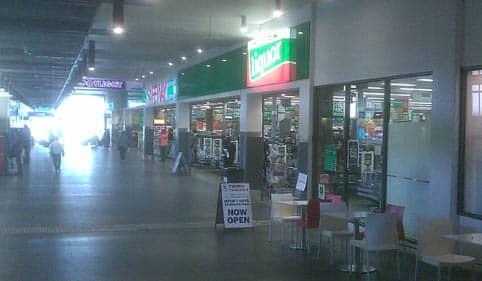No more supermarket job