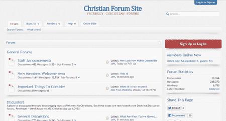 Best christian forums